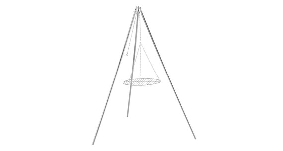 Easy Camp Tripod Barbecue grijs